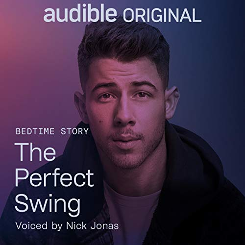The Perfect Swing audiobook cover art
