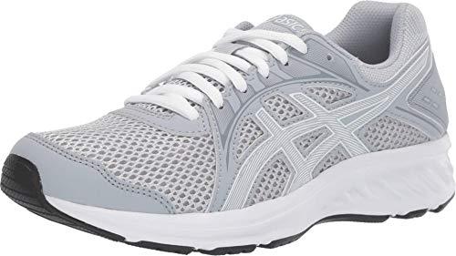 ASICS Women's Jolt 2 Running Shoes, 10M, Piedmont Grey/White