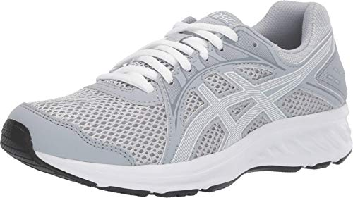 ASICS Zapatillas de correr Jolt 2 para mujer, (Piamonte gris/blanco), 40 EU