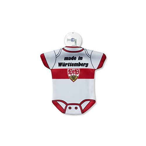 VfB Stuttgart Autoanhänger Motiv Baby Body / Strampler