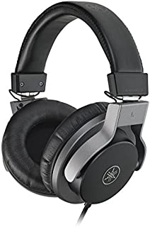 Yamaha PAC HPH-MT7 Monitor Headphones, Black