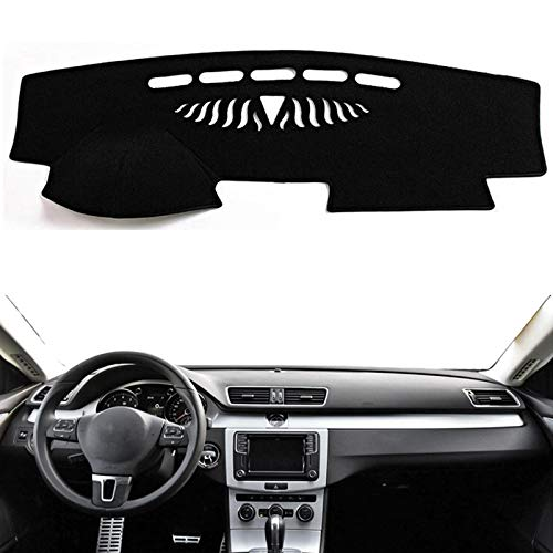 JNSMQC auto dashboard afdekking mat zonwering tapijt beschermfolie accessoires. Voor Volkswagen Passat B6 B7 06 15.