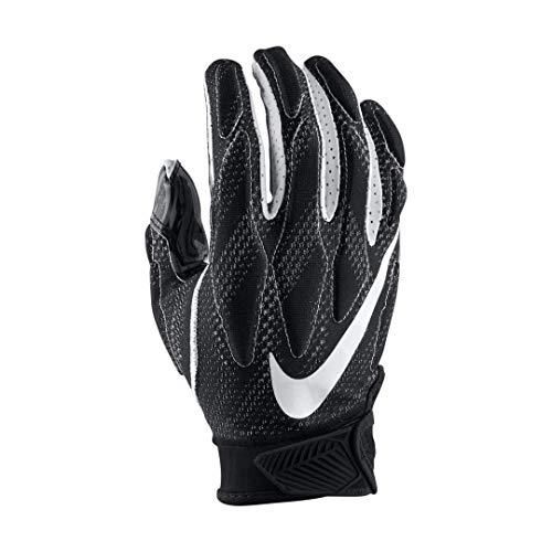 Nike Super Bad 4.5 - Guanti da calcio da uomo, taglia XL, colore: Nero