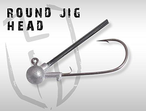 HERAKLES ROUND JIG HEAD 1/16oz