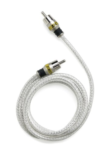 NEW Streetwire ZN7V10 One RCA Video Cable 3.28 Ft M/M