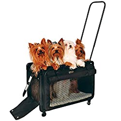 Tutto Large Pet Carrier On Wheels