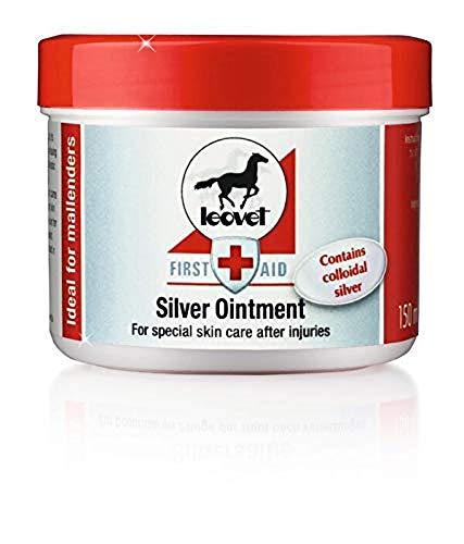 Leovet Silber-Salbe - 150 ml - Clear, Unisex, LEO3195