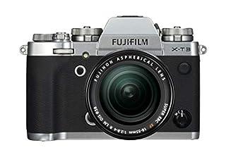 Fujifilm Appareil photo compact hybride X-T3 avec Objectif XF1855 mm 26,1 Mpix Zoom optique Argent/Noir (B07H3ZTDR5) | Amazon price tracker / tracking, Amazon price history charts, Amazon price watches, Amazon price drop alerts