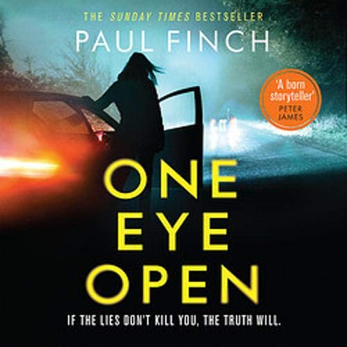 One Eye Open cover art