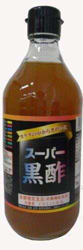 スーパー黒酢 500mL