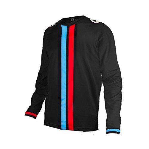 Uglyfrog Designs Jersey De Descenso Bicicleta De Montaña Maillots Deportes y Aire Libre