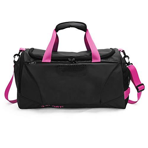 GYFHMY Sporttasche, Sport-Fitness-Rucksack, Trainingshandtasche mit Nasstasche und Schuhfach, Leichter Schulter-Crossbody zum Wandern von...