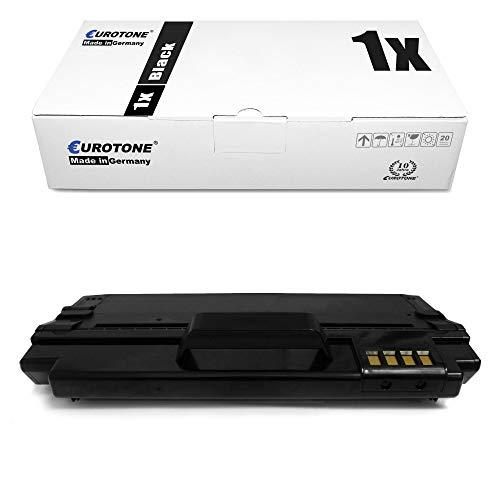 1x Eurotone Toner für Samsung SCX 4500 W ersetzt ML-D1630A Black Schwarz
