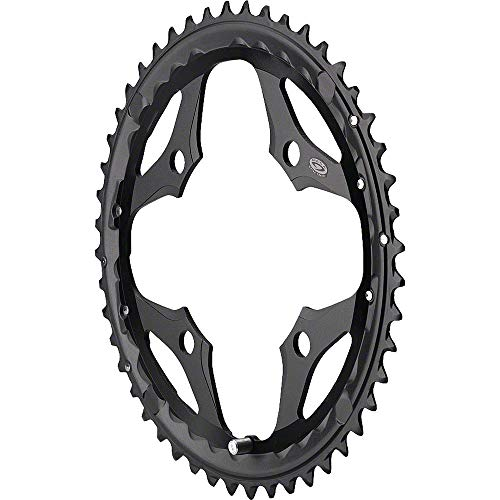 SHIMANO SLX-M660 9sp chainring, 104BCD x 48t - blk