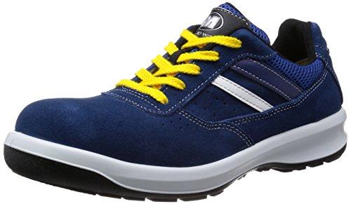 [ミドリ安全] 静電安全靴 JIS規格 スニーカー G3550 静電 メンズ ブルー 30.0(30cm)