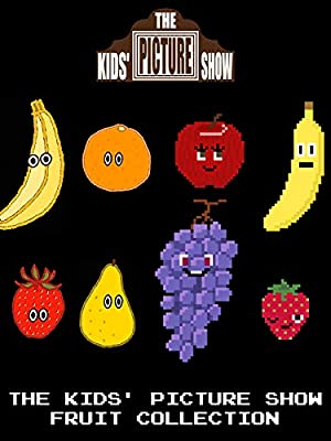 The Kids' Picture Show - Fruit Collection