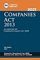 Taxmann's Companies Act 2013 - As Amended by the Companies (Amendment) Act 2020 | Enforced with Effect from 21-12-2020