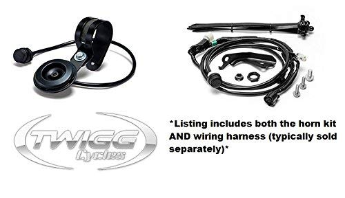 HONDA PIONEER 1000 HORN KIT WITH ATTACHMENT KIT 08P75-HL5-A00 08Z77-HL4-A00