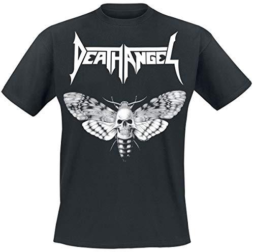 Death Angel The Evil Divide Männer T-Shirt schwarz M, 100% Baumwolle, Band-Merch, Bands