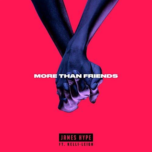 James Hype feat. Kelli-Leigh