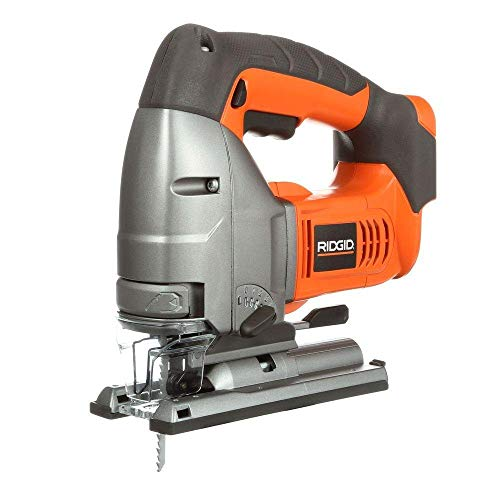 Ridgid Jig Saw (R8831B Jig Saw Cordless) (Renewed)