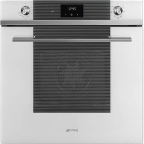 Horno Smeg SF6100VB1 Vapor Clean Blanco 6 Funciones