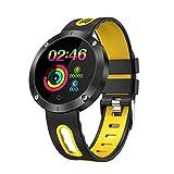 DM58 Plus Schermo IPS a colori da 1,22 pollici Smartwatch IP68 Impermeabile, Supporto promemoria chiamate / Monitoraggio frequenza cardiaca / Monitoraggio pressione sanguigna / Promemoria sedentario /