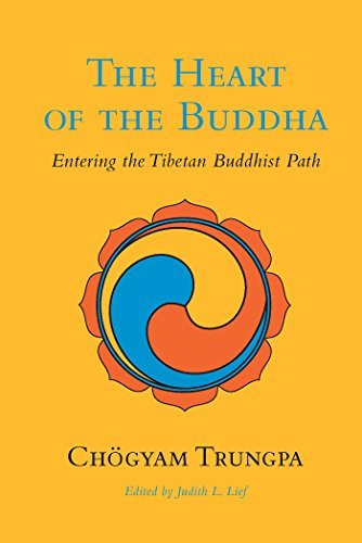 The Heart of the Buddha: Entering the Tibetan Buddhist Path (Dharma Ocean Series, 1)