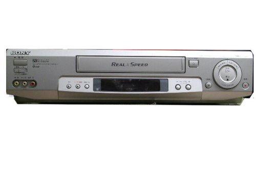 SONY VHSビデオデッキ SLV-R30...