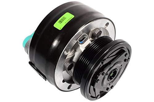 ICT Billet Four Seasons - R4 A/C Compressor w/ 6-rib Serpentine Pulley ACC501