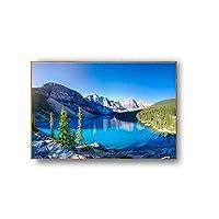 キャンバスプリント壁の装飾現代の風景キャンバス絵画デジタル塗装ポスター壁アート画像40x60cmフレームレス
