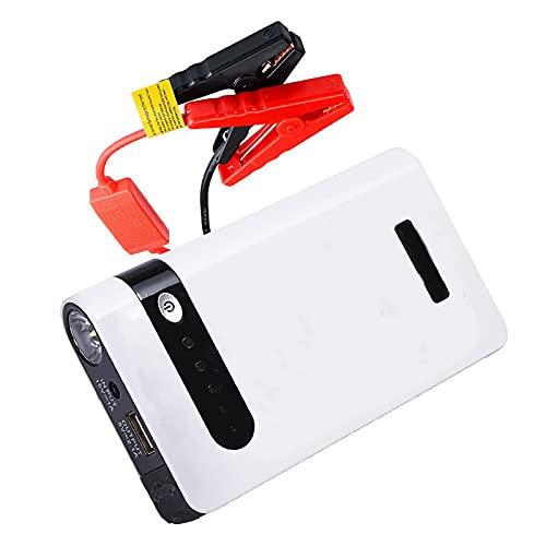 KaiLangDe 1200A 30000mAh Car Jump Starter Batería Booster Cargador Emergencia 6.0L Gas 3.0L Motor Diesel Carga rápida USB Tipo C 12V Paquete de energía Litio portátil automóvil LED (Color : 30000mAH)