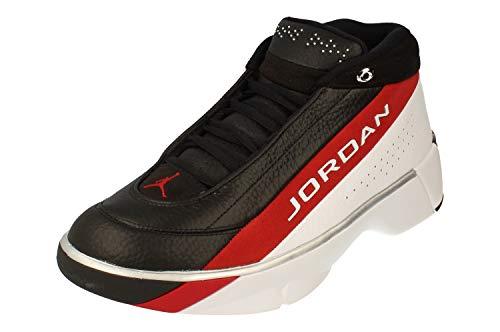 Nike Air Jordan Team Showcase Herren Basketballschuhe Cd4150 Sneakers, Weiß - True White Gym Red Black 102 - Größe: 42 EU