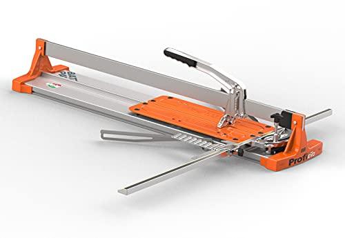BATTIPAV Profi EVO 88 / Professioneller Fliesenschneider aus Aluminium/Made in Italy/Test the best