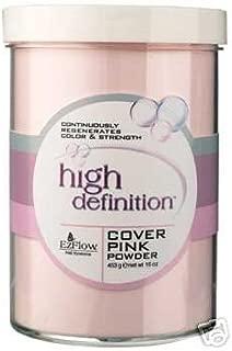 EzFlow High Definition Powder False Nails Cover