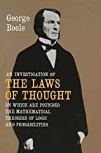 An Investigation of the Laws of Thought by George Boole (1958-06-01)