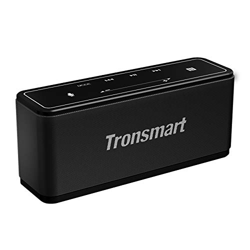 Tronsmart 40W Altoparlante Bluetooth 5.0 Cassa, Speaker Wireless,TWS & NFC, Pulsanti Touch, Subwoofer Speakers, Sound Digital 3D Riproduzione di 15 ore, per Telephone, Computer, Laptop