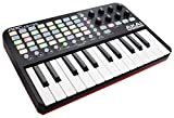 Akai Professional APC Key 25 - Kompakter USB Bus Powered 40 Tasten Clip Launcher für Ableton Live...