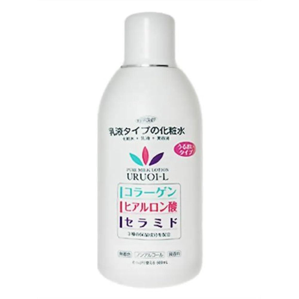 乳液タイプの化粧水 うるおい 500ml×6個セット