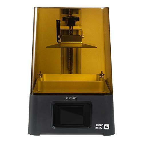 PHROZEN Sonic Mini 4K UV Photocuring LCD Resin 3D Printer with 6.1 inch True 4K Monochrome LCD...