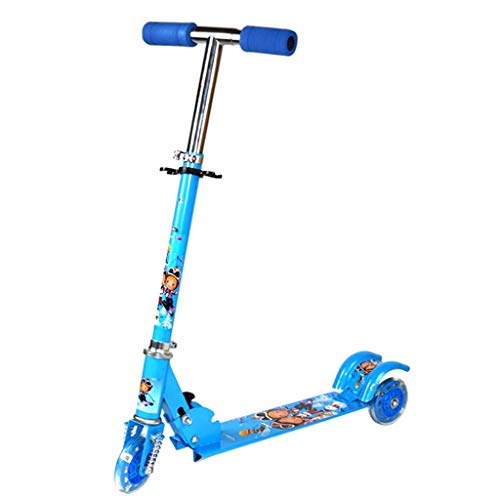 Review NOBOOK+H Scooters for Kids Scooters 3 Wheel for Toddler Scooter for Girls Boys Adjustable Hei...