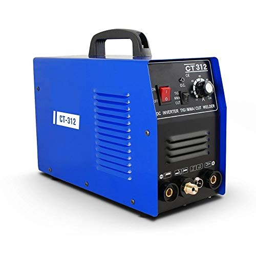 Soldador multifunción TIG Welder CT-312, 120AMP ​​Inverter Welder Machine Cortador de...