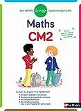 Dyscool - Cahier de Maths CM2 - Adapté aux enfants dys ou en difficulté