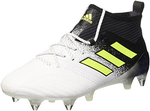 adidas Ace 17.1 SG, Botas de fútbol para Hombre, (Ftwbla/Amasol/Negbas), 39 1/3 EU