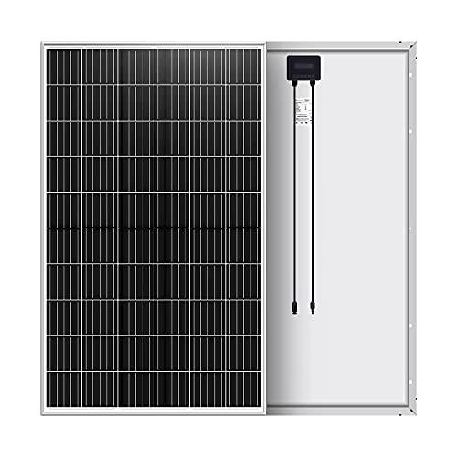 Solarpanel Solarmodul 330 W 24 V 24V OFF ON GRID