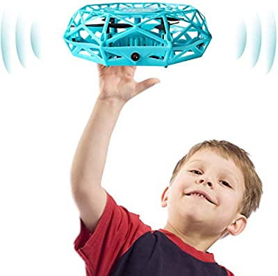 Supkiir UFO Drone, Mini Drone for Kids or Adults, Easy Indoor Ball Flying Toy for Boys and Girls