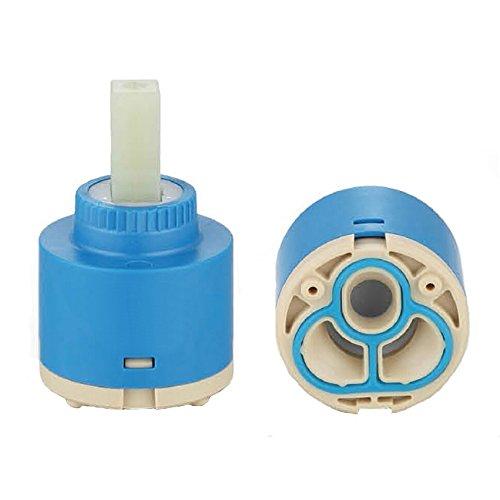 Ownace Mischbatterie für Badewanne, Waschbecken, Dusche, Mischbatterie, Innen-Kartusche (40 mm)