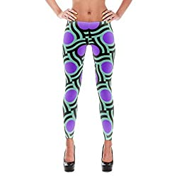NU Tennis' Funkiest Leggings for On and Off The Court Wimbly