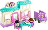 Fisher-Price Little People Time for a Treat Gift Set, Toddler Play Set with Figures