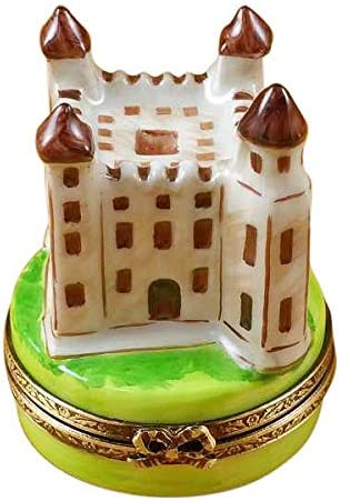 Rochard Tower of London Box Porcelain Popularity Baltimore Mall Limoges